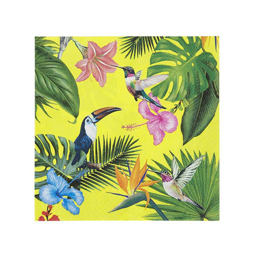 Tropical Fiesta Servietter
