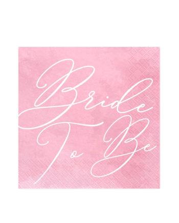 Bride to Be Servietter
