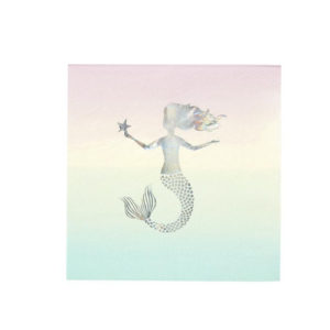 Mermaid Servietter