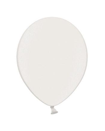 Ballonger Metallisk Hvit