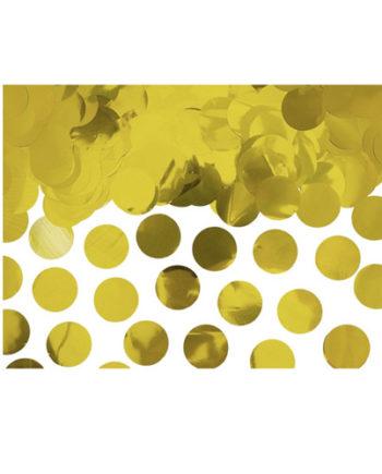 Gullkonfetti