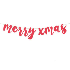 Merry Xmas Vimpelrekke