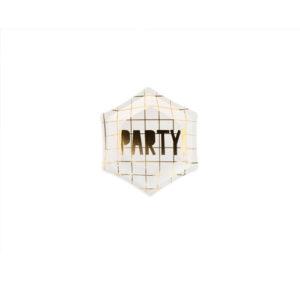 Mini Party Tallerkener