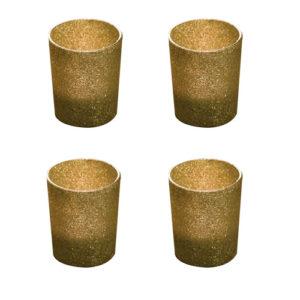 Gull Glitter Telysholder
