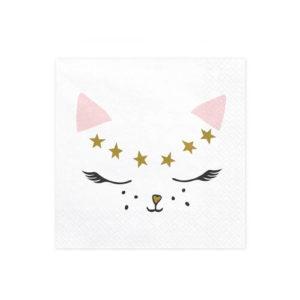 Kitty Servietter