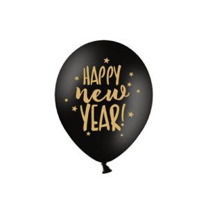 Happy New Year Ballonger Sort