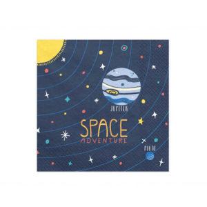 Servietter Space
