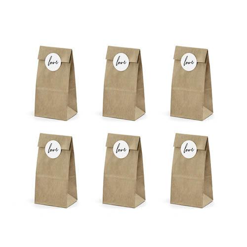 Brown Craft Papirposer