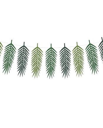 Tropical Leaves Garland