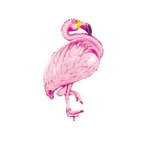 Flamingo Ballong 121 cm