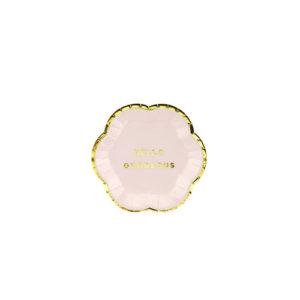 Mini Tallerken Dus Rosa