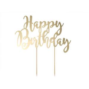 Kaketopp Happy Birthday Gull