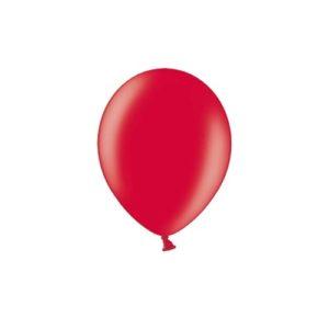 Ballonger Metallic Rød