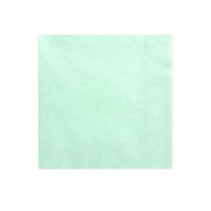 Servietter Mint