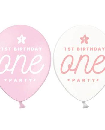 1st Birthday Ballonger