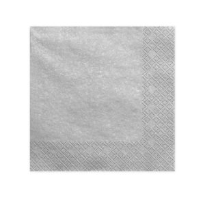 Sølv servietter