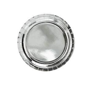 Sølv Tallerkener 23cm