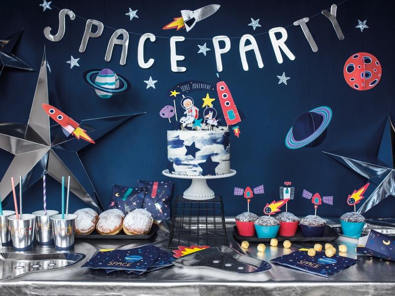 Space Bursdag
