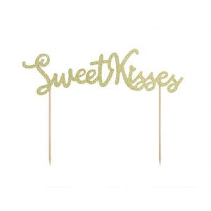 Kaketopper Sweet Kisses