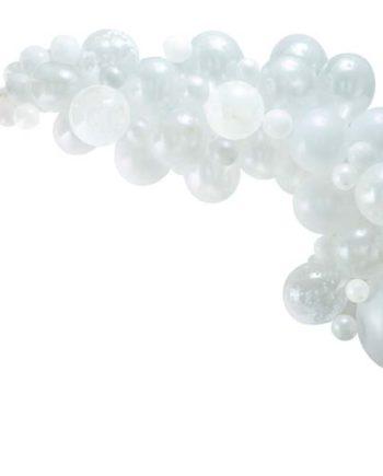 Ballongbue Hvit