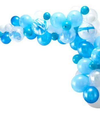 Ballongbue Blå