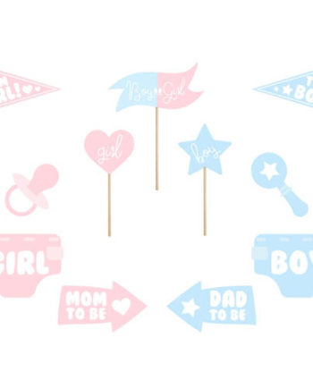Boy or Girl Party Props