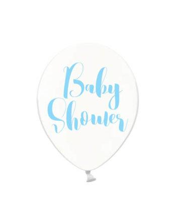Baby Shower Ballonger Blå