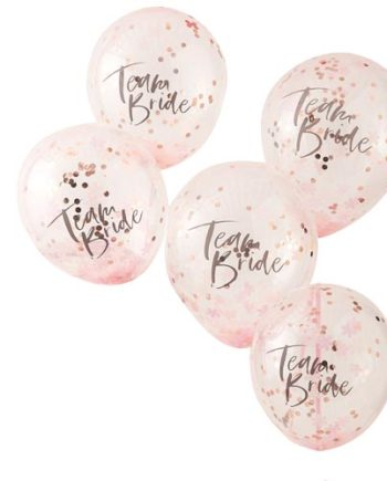 Tean Bride Confettiballonger