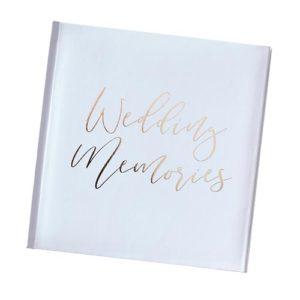 Wedding Memories Fotoalbum