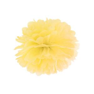 Pom Pom Gul 35 cm