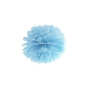 Pom Pom Blå 25 cm