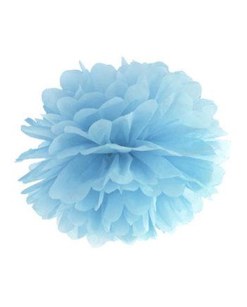 Pom Pom Blå 35 cm