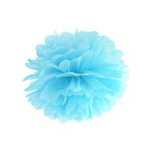 Pom Pom Skyblå 35 cm