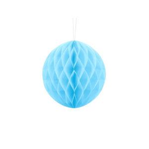 Honeycomb Skyblå 20 cm