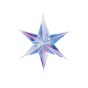 Iridescent Stjerne