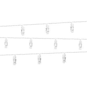 Lyslenke med klips