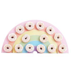 Donut Wall Regnbue