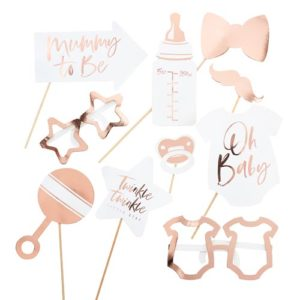 Baby Shower Party Props
