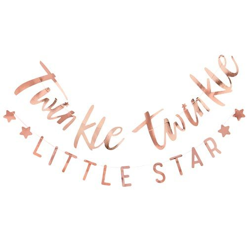Twinkle Twinkle Little Star Bunting