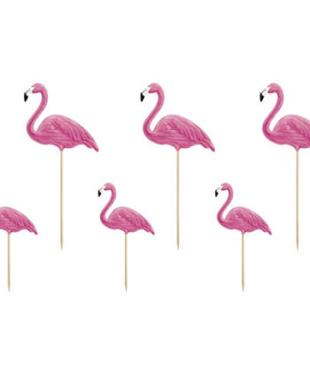 Flamingo Toppers