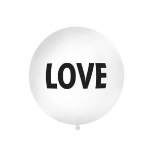 Gigantisk Love ballong
