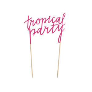 Tropical Party Kaketopp
