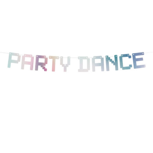 Party Dance Banner