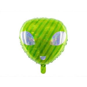Folieballong Alien