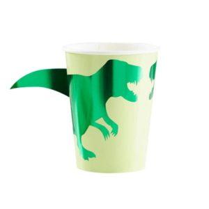 Dinosaur Pappkopper