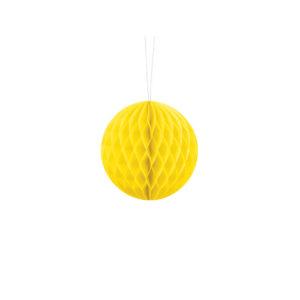 Honeycomb Gul 20 cm