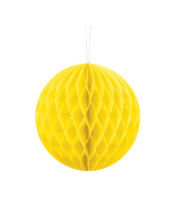 Honeycomb Gul 30cm