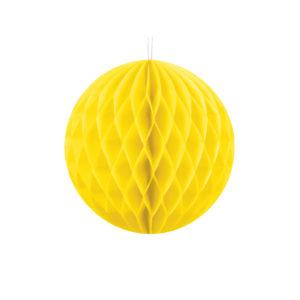 Honeycomb Gul 40cm