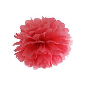Pom Pom Rød 35 cm