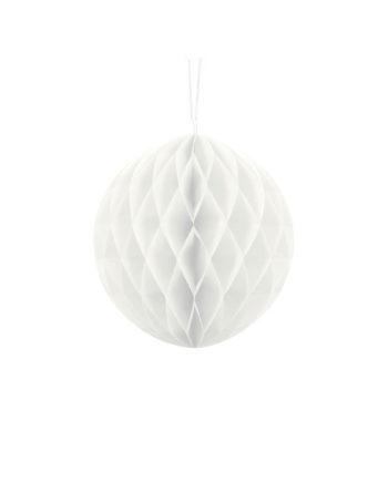 Honeycomb Hvit 20cm